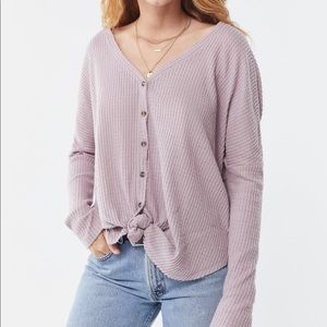 Urban Outfitters JoJo Oversized Pullover